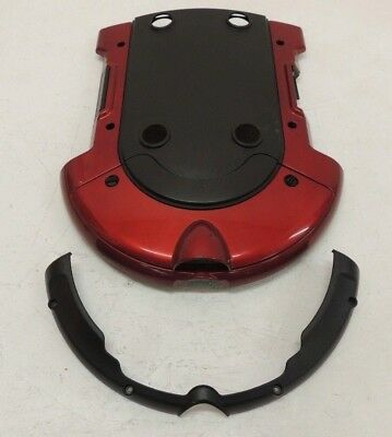 Pride Jet 3 Ultra Plastic Body Cover Shroud for Power Wheelchairs (Red)