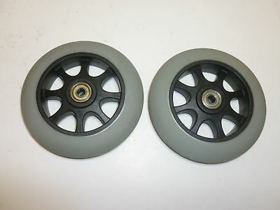 """Pride Jazzy Select Power Wheelchair 5"""" Anti-Tip Wheels (WHLASMB1613)"""