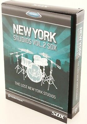 Toontrack The New York Studios Vol. 2 SDX