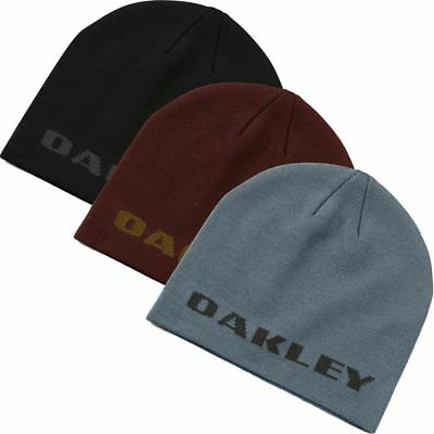 60% OFF Oakley Rockslide O Hydrolix Hut Herren Winter Klassische Golf Beanie