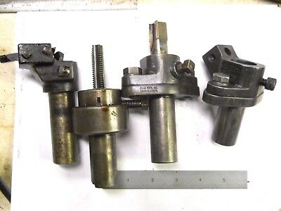 "4 - turret tools for Hardinge or B&S turret lathes or screw machines 1"" shank"