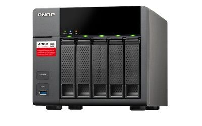 NAS QNAP TS-563-8G  8GB/2.0GHz 5-Bay