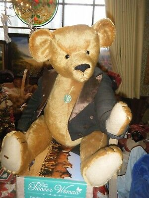 Large Herman Bear In A Tux!, Limited Edition