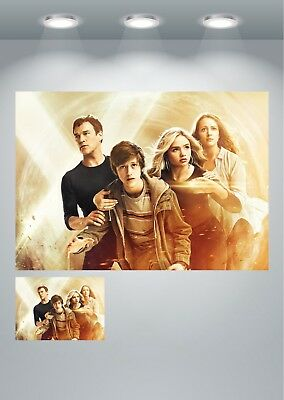 Marvel The Gifted Cast TV Series Large Poster Art Print