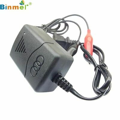 Binmer Car Battery Charger Truck Motorcycle 12V Smart Compact Tender Maintainer