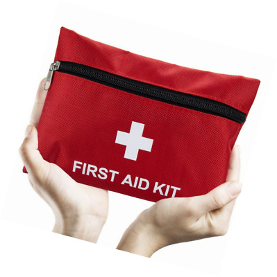 17in1 First Aid Kit Medical Bag Car Home Use Emergency And Survival
