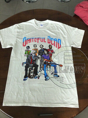 Grateful Dead T Shirt Vintage 1987 Fall Tour Touch of Grey Jerry Garcia REPRINT