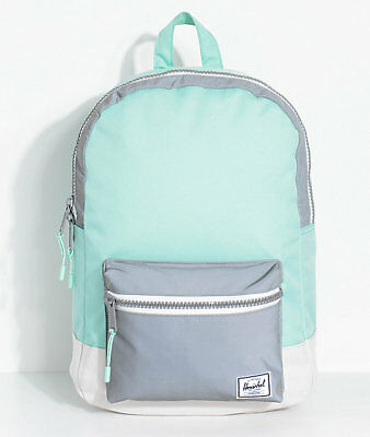 e015851e52 HERSCHEL SUPPLY CO. Settlement Lucite Green Reflective Backpack NEW ...