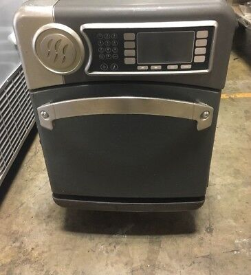 2012 TurboChef Sota NGO Convection Microwave Oven Turbo Chef Rapid Cook