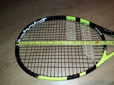 Tennisschläger Pure Aero JR 26 Kinder BABOLAT decathlon, gut!