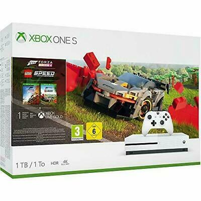 Xbox One X 1TB Console Wireless controller 14-day Xbox Live Gold 1Month GamePass