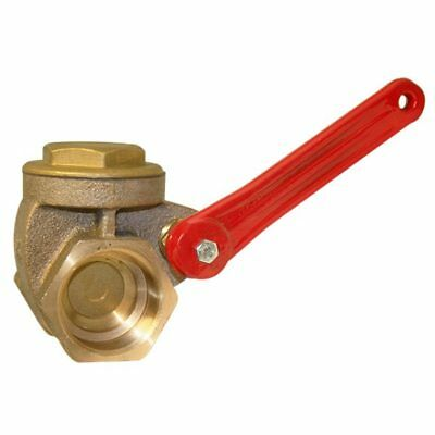 "BRONZE BSPP LEVER GATE VALVE PN16 - 1/2"" To 6"""