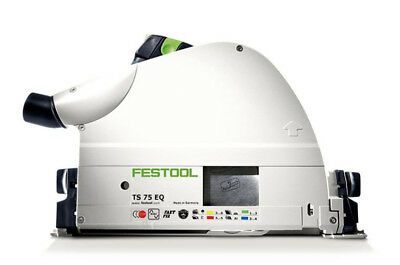 "Festool TS 75 REQ Imperial Plunge Cut Track Saw 575390 (With 75"" Rail)"
