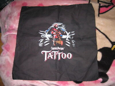 Captain Morgan Tattoo Rum Promo Bandana Adult One Size Pirate