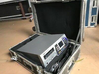 Grass Valley Turbo DDR with Case