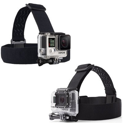GoPro Camera Accessories Adjustable Head Strap Mount For GoPro Hero 2 3 3+ 4