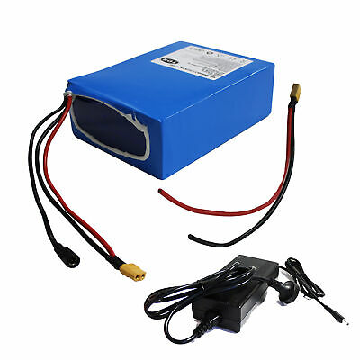 Electric Bike Battery Pack 48V 15Ah Ebike Lithium Ion for 800/1000/1500W Motor