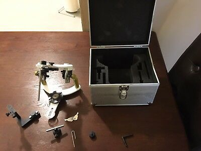 Ivoclar Vivadent Stratos 300 Articulator w/Case & Accessories Dental articulator