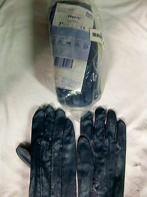 1-Dozen Ansell Hynit Coated Work Gloves Ventilated Nitrile Impregnated Size7-1/2
