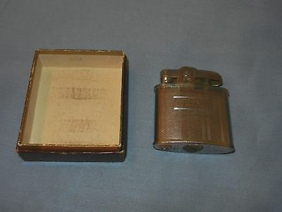 Vintage Engraved Ronson Lighter with Box (RAY)