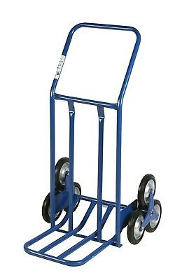 Archimedes HT Trolley Large Volumes for Stairs, Metal, Blue, 60x 80x 118cm