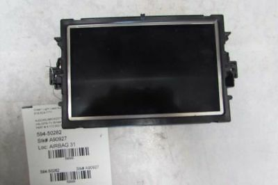 Info-Gps-Tv Screen 204 Type C250 Coupe W/navigation Fits Mercedes C-Class 54240