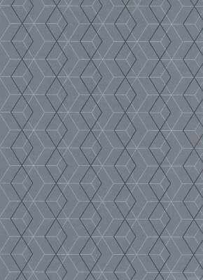 1 Of 2FREE Shipping Erismann Geometric Grey Silver Glitter Paste The Wall Wallpaper 5945 10
