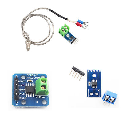 Hot K Type SPI MAX6675 Thermocouple Sensor Breakout Board Cable BSG