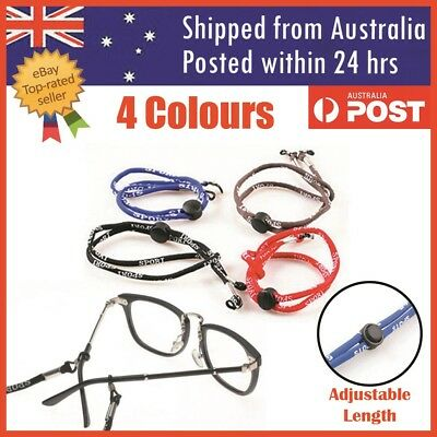 Glasses Neck Cord Lanyard Strap Sunglasses Eyewear Reading Sports Band Neck Cord