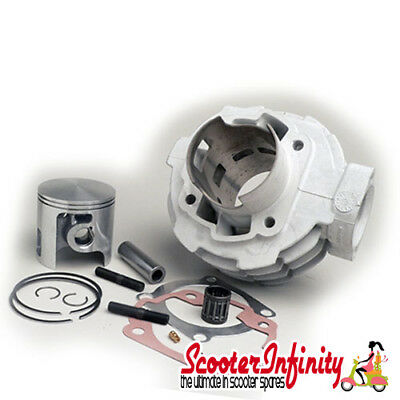 Cylinder Kit Malossi 172 Aluminium (Without Head) (Vespa T5)