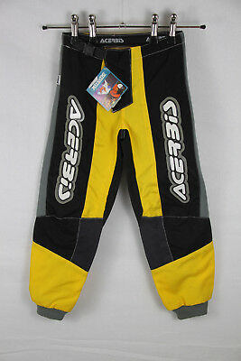 ACERBIS Junior Kinder MX SX Motocross Hose Gr.24 NEW Enduro Offroad Cross Pants