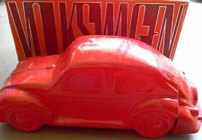 VTG 1972 AVON Volkswagen (RED) IMPERATOR After Shave FROM GERMANY-NIB-FREE SHIP