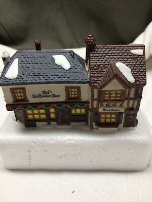 Dept 56 Dickens Village Series - The Old Curiosity Shop Collectors Ornament