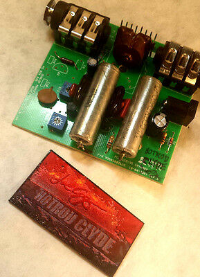 hotrod clyde SANGAMO/W-C  paper in oil FULL HARNESS version crybaby&vox wah mod