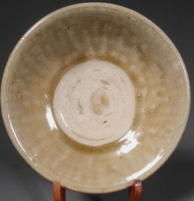 China Chinese Celadon Green ceramic plate Song-Yuan Dynasty ca 10 -13th c