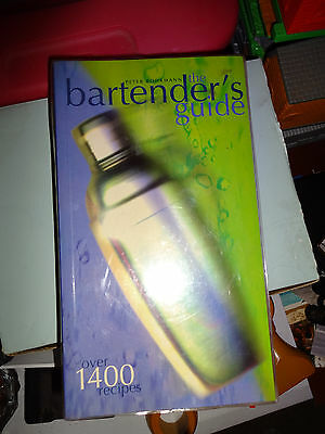 Bartenders Guide - Over 1400 Recipes and Pictures