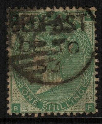 ~ Great Britain, Used, 42, Ireland Cancel, Nice Centering