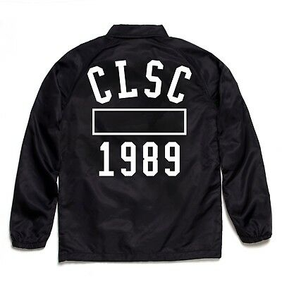 P.E. Coaches Jacket - CLSC