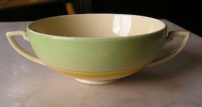 Crown Devon Fieldings Soup Bowl Reg. No. D455