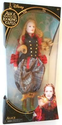 """Disney Alice in Woderland Doll 11.5"""" Alice Through the Looking Glass Fashion"""