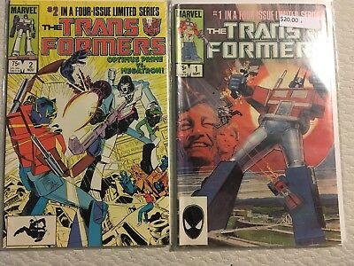 marvel transformers comics