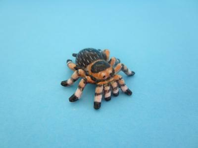 LITTLE CRITTERZ INSECT ''SILK'' TARANTULA FIGURINE *Mint Condition*