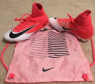 Nike Mercurial Superfly V DF FG 2017 Racer Pink 831940 601 NEW Men's $300