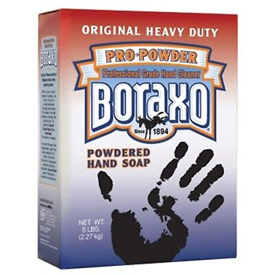 Boraxo Heavy Duty Powder Hand Soap, 5 lb