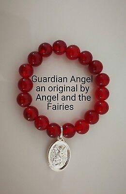 Code 416 Guardian Angel Bracelet Doreen Virtue certified practitioner Archangel