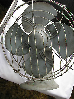 Vintage Dominion Electric Corporation Desk Fan-MADE IN USA! Local Pick Up Avail.