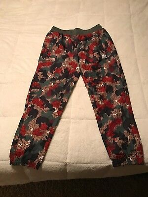 55a576b20b7a8 Adidas Pharrell Williams Hu Hiking Camo Pant Multicolor Size XL New with  Tags!