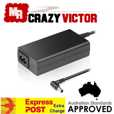 AC Adapter Power Supply For LG Monitor 22EA56VQ 24MP56HQ 24EA56VQ