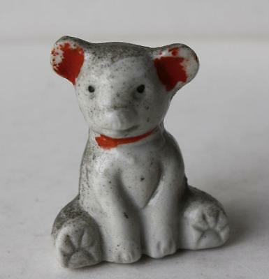 Vintage Teddy Bear Sitting Made in Japan Ceramic-Porcelain Figurine-AWESOME-LOOK