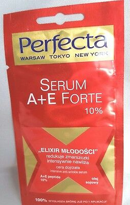 Pl/ Dax Cosmetics Perfecta Beauty Face serum reducing wrinkles A + E forte
